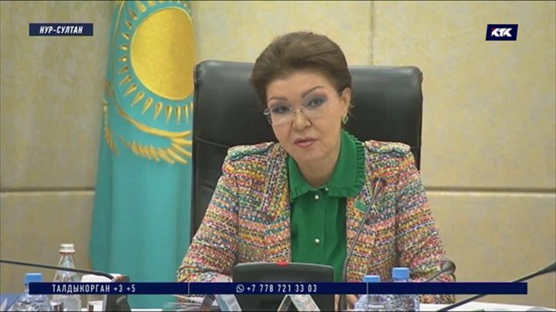 Дарига Назарбаева заявила о наценках в 300% на продукты