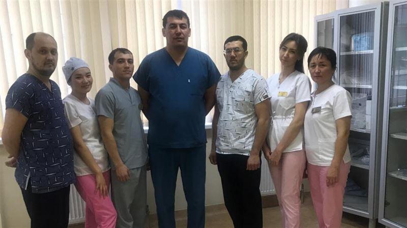 Три остановки сердца за ночь пережила женщина в Шымкенте