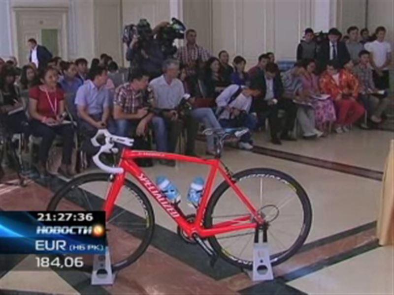 Что будет с велосипедом Александра Винокурова?