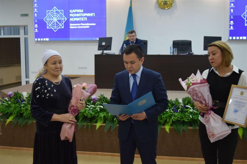 Департамент экономических расследований Алматы подвел итоги минувшего года