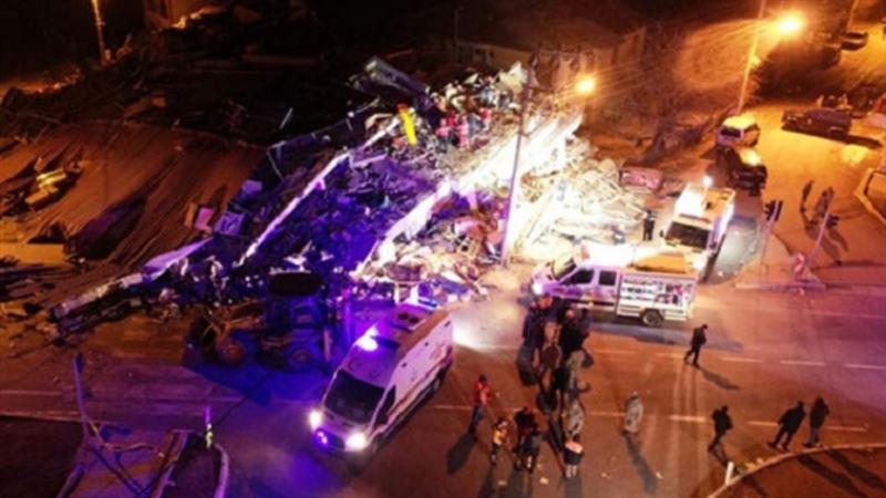 Президент выразил соболезнования Реджепу  Эрдогану в связи с землетрясением