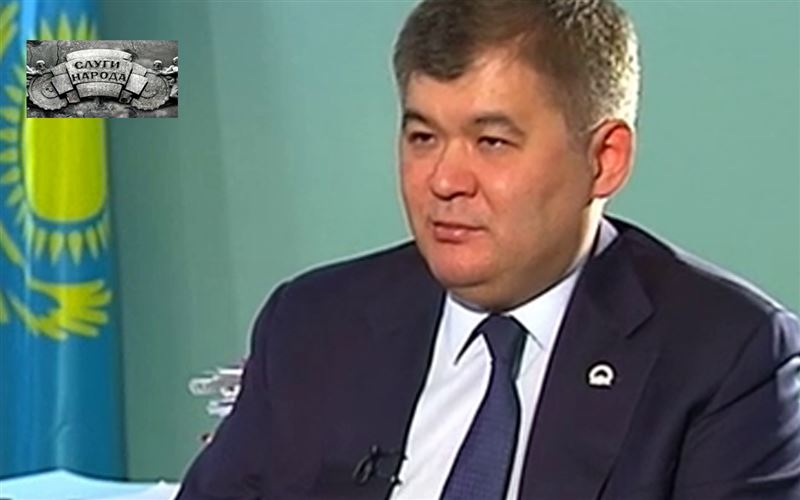 Слуги народа - Елжан Биртанов, министр здравоохранения