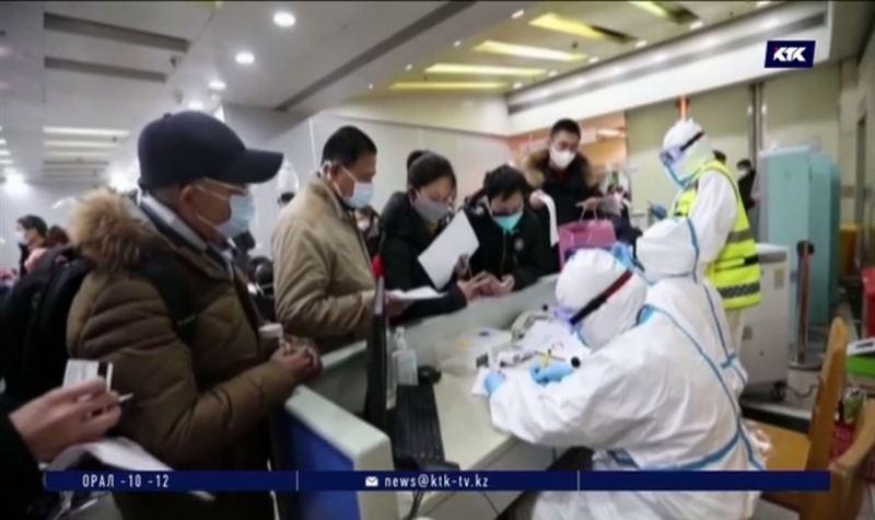Коронавирус! Қытайда медициналық тауарларға сұраныс артты
