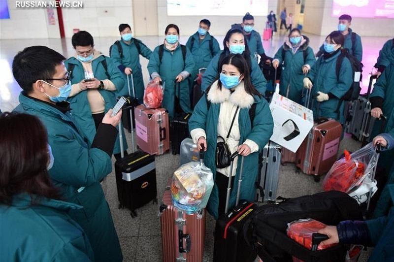 Ухан қаласынан 61 студентті елге қайтару үшін келіссөз жүргізуде