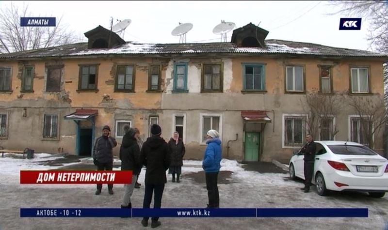 Жильцы двух домов говорят об их сносе, чиновники – о ремонте