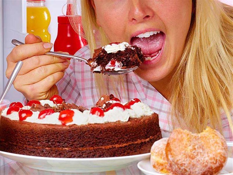 Умерла участница конкурса поедания тортов