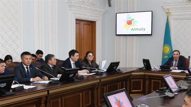 Штаб по недопущению распространения коронавируса появился в Алматы