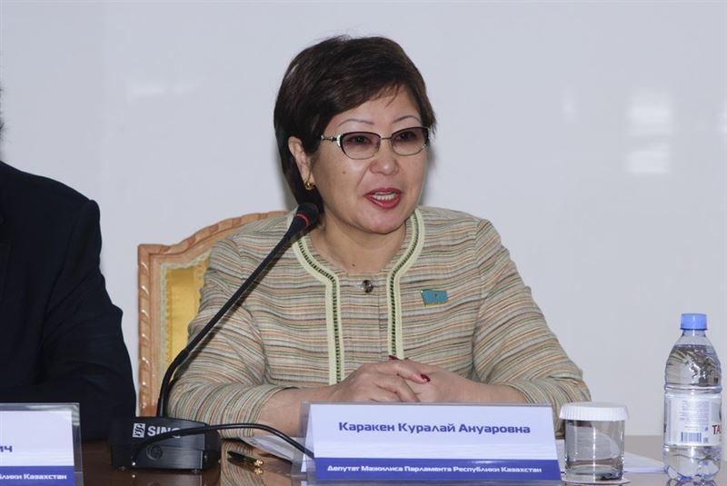 Депутат предложила приостановить товарооборот с Китаем