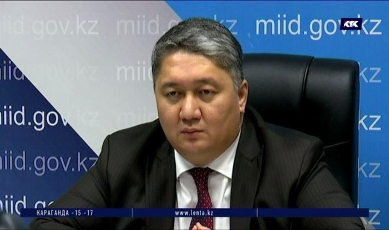 В Казахстане принято решение приостановить пассажирское сообщение с КНР