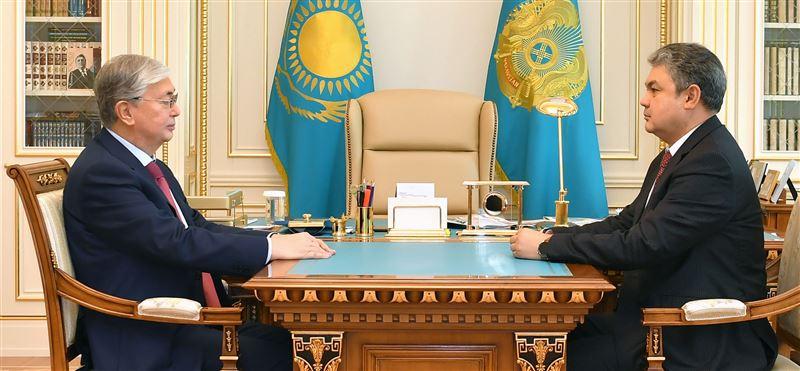 Президент дал ряд конкретных поручений новому послу Казахстана в России