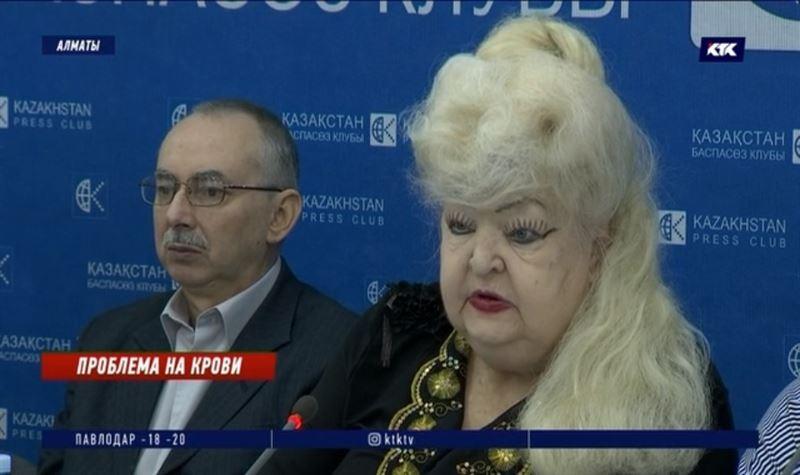 Казахстанские гемофилики требуют лекарств и не хотят, чтобы их лечили терапевты