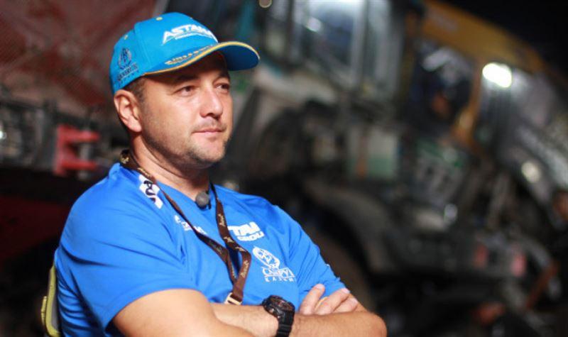 Казахстанского гонщика объявили в международный розыск