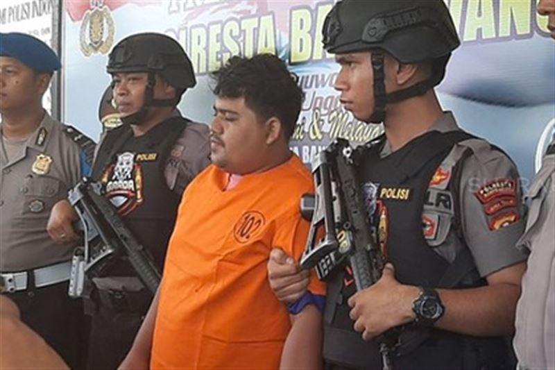Индонезиец убил и сжег девушку из-за шуток о лишнем весе