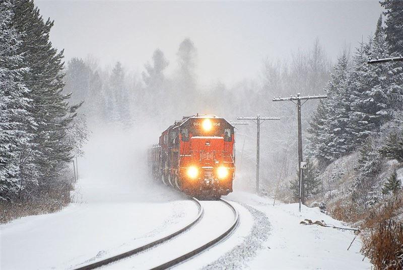 С 1 февраля казахстанские поезда перестали ездить в Китай