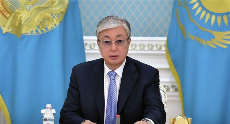 Президент Казахстана направил письмо председателю КНР