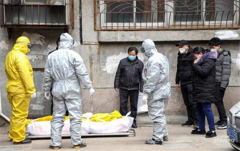 Число жертв коронавируса в Китае выросло до 361 человека