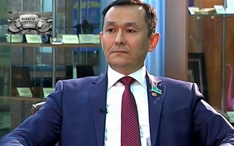 Айкын Конуров, лидер коммунистов, член Комитета по аграрным вопросам