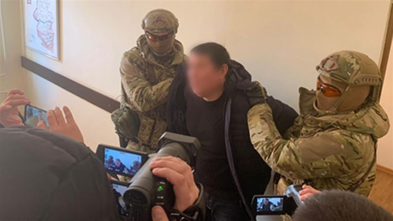 Сотрудниками КНБ задержан криминальный авторитет Серик-голова