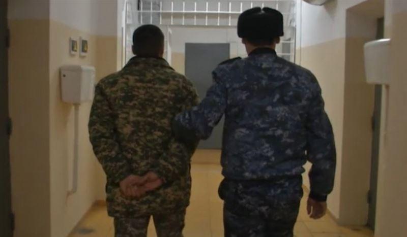 В Талдыкоргане раскрыли убийство военнослужащего