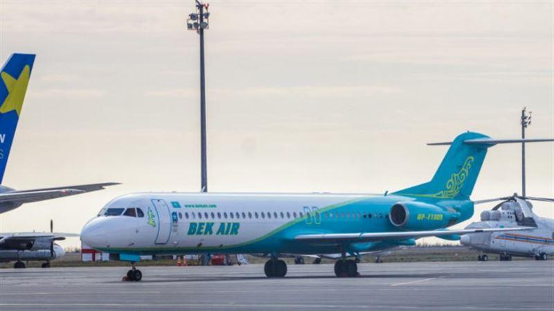 Bek Air компаниясының тұтынушысы билеттің ақшасын қайтармағаны үшін сотқа арызданды