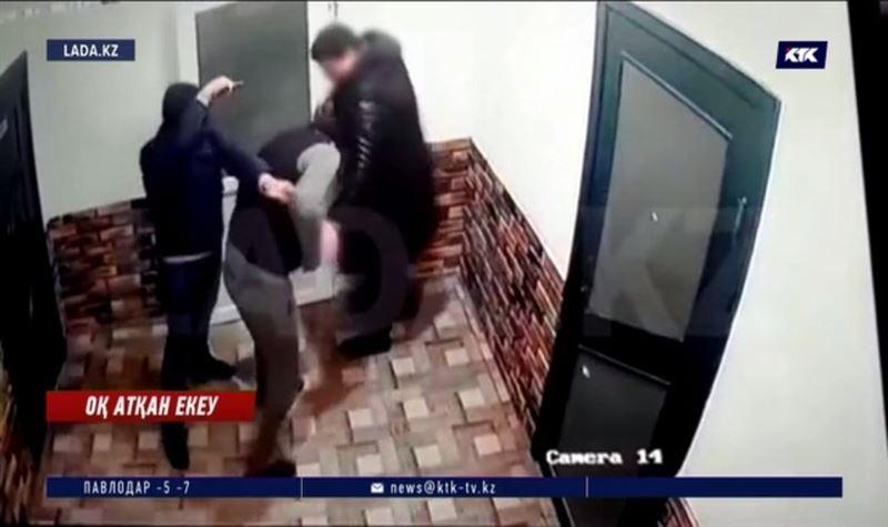 Ақтаудың караоке-барында оқ атқан екі адам іздестірілуде