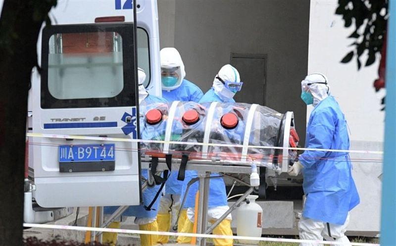 В Китае от коронавируса скончались 563 человека