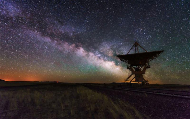 Загадочные сигналы зафиксированы из космоса