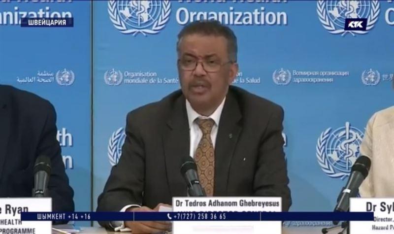 «Не время для страха»: ВОЗ просит финансирования для борьбы с коронавирусом