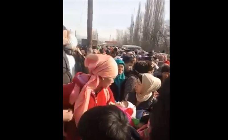 Пограничники Казахстана и Кыргызстана опровергли информацию о массовом бегстве жителей