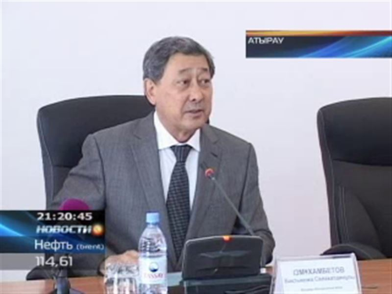 В акимате Атырауской области продолжается череда отставок