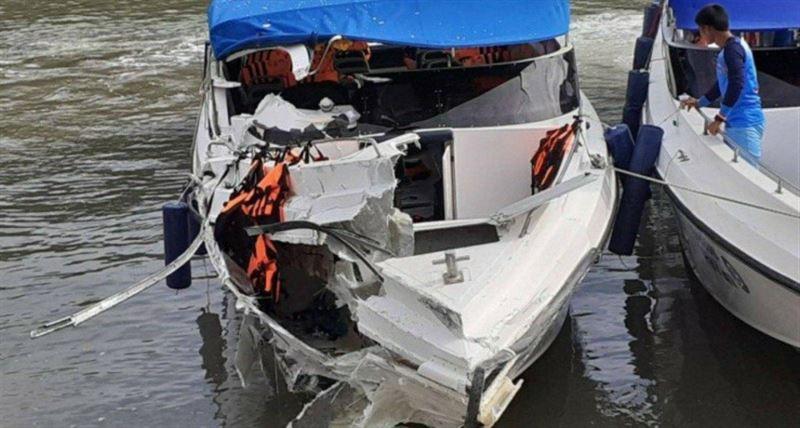 Два катера столкнулись в Таиланде: среди пострадавших казахстанцев нет