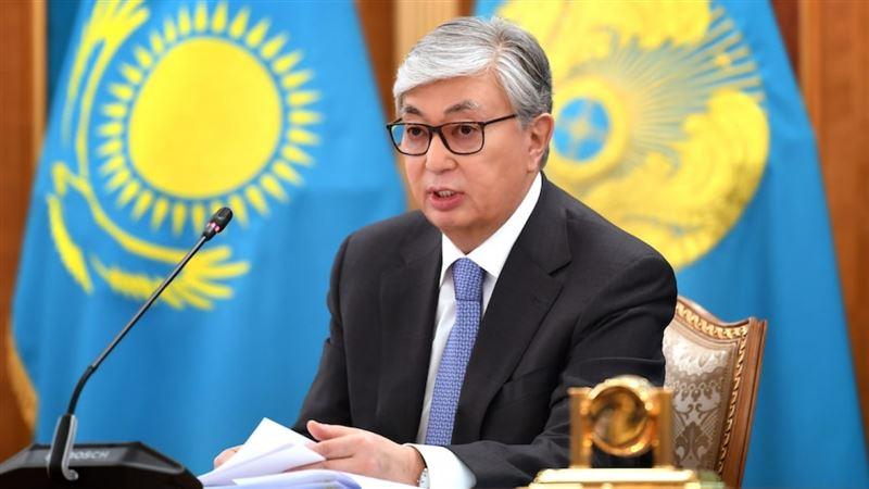 Токаев поручил освободить от должности замакима Жамбылской области