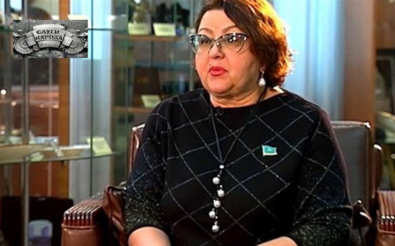 Ирина Смирнова, ДМП, член Комитета по финансам и бюджету Мажилиса Парламента РК