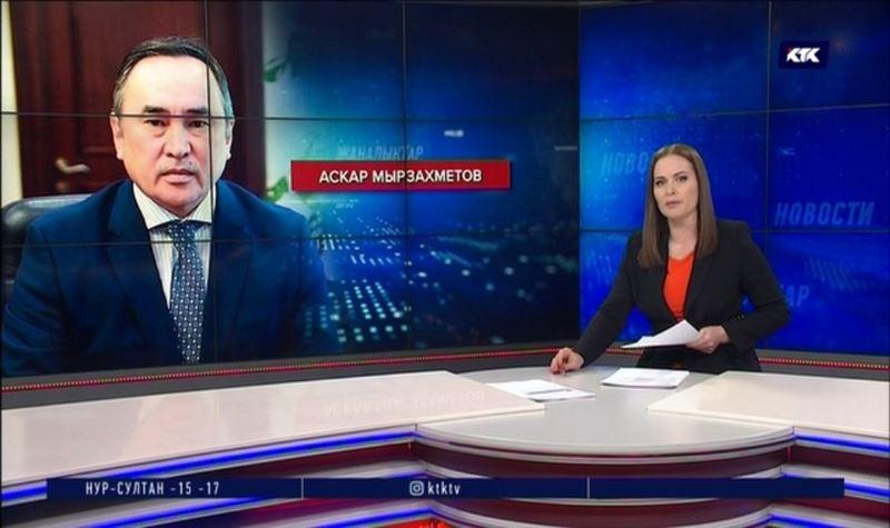 Высокопоставленные чиновники лишились кресел после событий в Кордае
