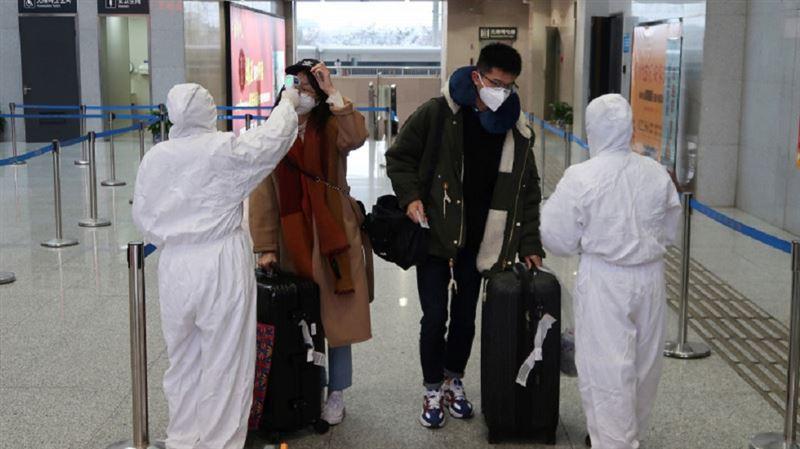 Қытайдан тағы 217 қазақстандық эвакуацияланды
