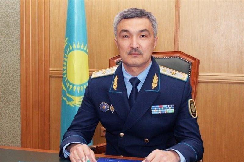 Нұрғалым Әбдіров Жамбыл облысының прокуроры болып тағайындалды