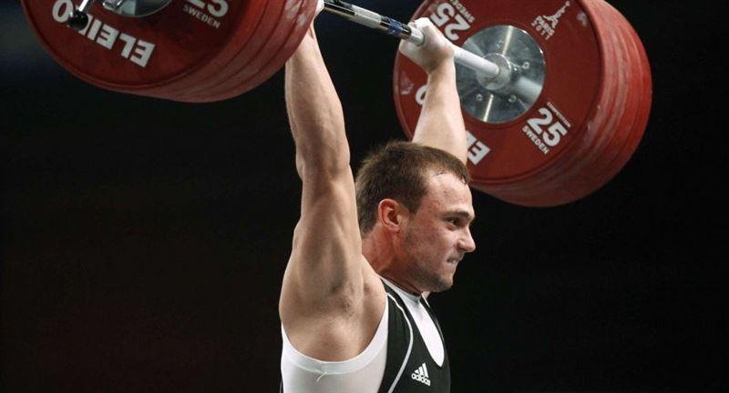 Ильин завоевал золотую медаль на чемпионате в Ташкенте