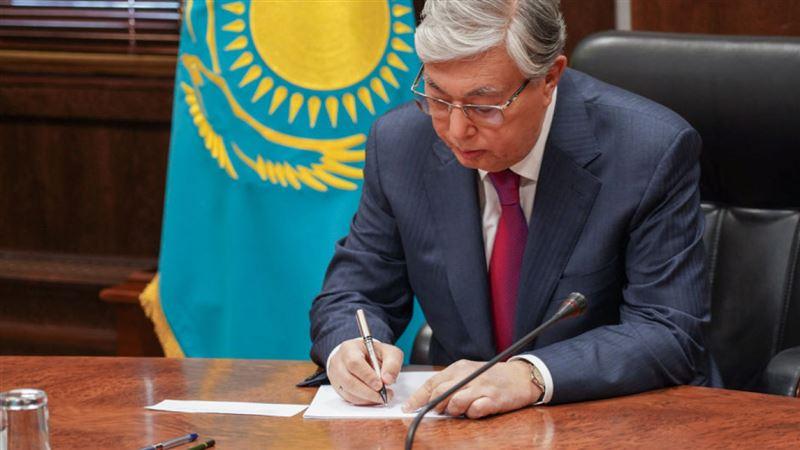 Глава государства подписал указ о призыве казахстанцев на воинскую службу