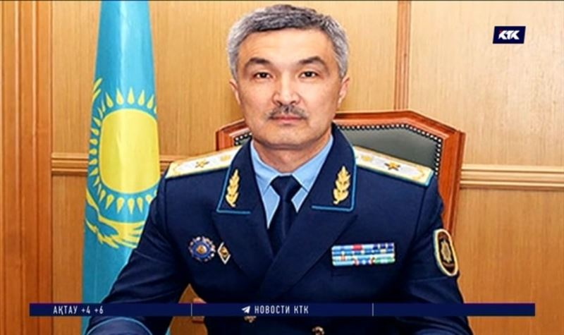 Жамбыл облысына әкімнің артынан жаңа прокурор келді