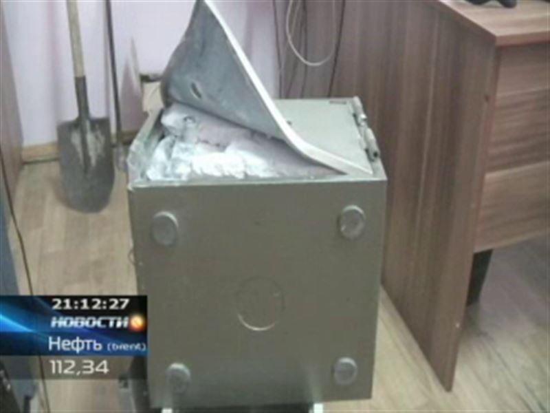 В Актобе ограбили аэропорт.
