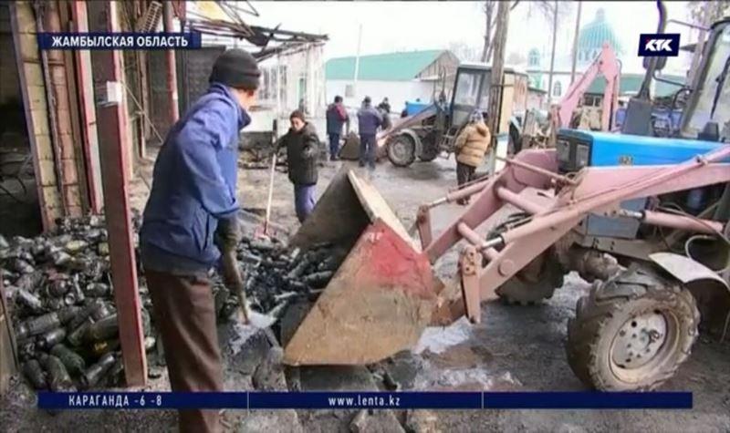 11-я жертва: в Масанчи при разборе завалов нашли тело человека