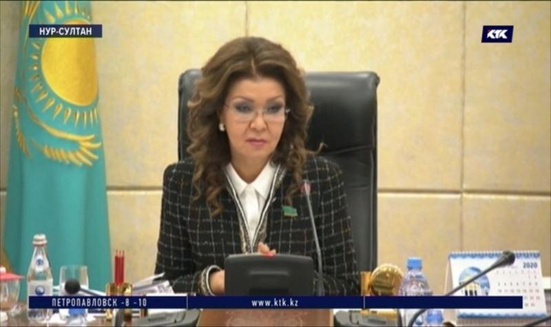 Дарига Назарбаева оценила план по законопроектам как «неработающий» и «просто нереальный»