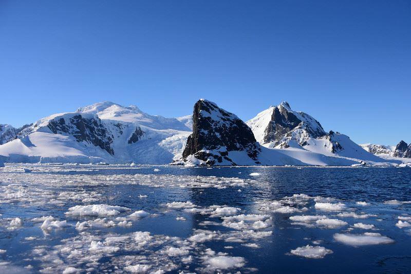 Антарктикада температура алғаш рет 20 градустан жоғары көтерілді