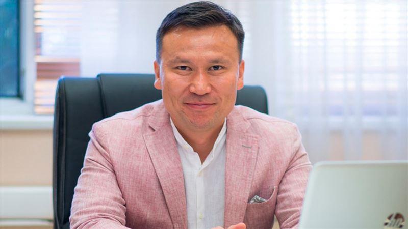 Диас Доскараев покинул пост вице-президента Федерации тенниса Казахстана