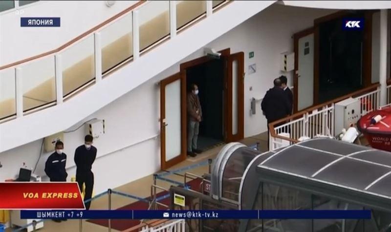 Четверых казахстанцев не отпускают с «лайнера смерти»
