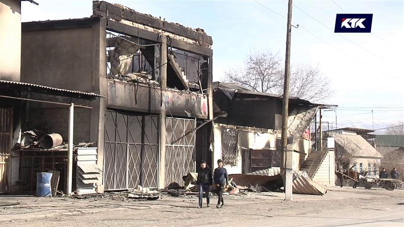 185 человек пострадали, 39 домов сгорели: итоги массовых беспорядков в Кордае – в «Больших новостях»