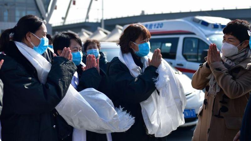 Эксперт полагает, что пик вспышки коронавируса в Китае уже пройден