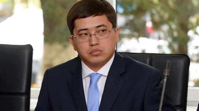 Ержан Жылқыбаев вице-министр қызметінен босатылды