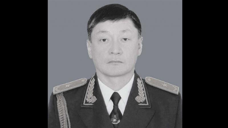 На 53-м году жизни не стало генерал-майора Нуржана Муканова