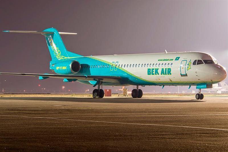 Bek Air вернут летный сертификат, если компания устранит имеющиеся нарушения за полгода